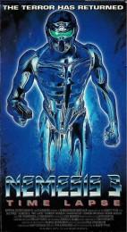 Nemesis 3: Time Lapse (1995) poster