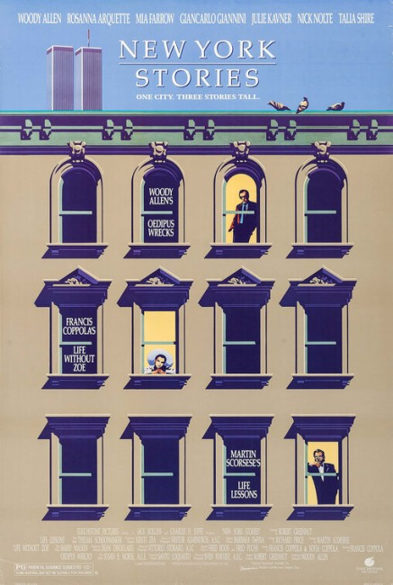 New York Stories (1989) poster
