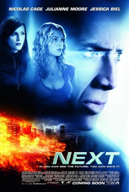 Next (2007) poster
