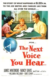 The Next Voice You Hear ... (1950) poster