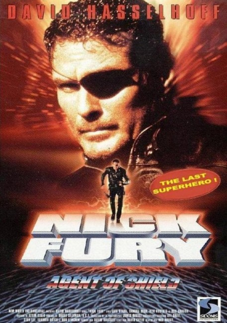 Nick Fury, Agent of Shield (1998) video cover