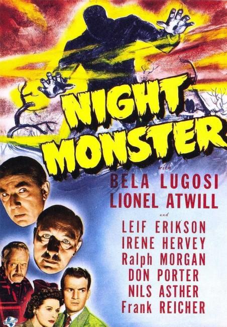 Night Monster (1942) poster