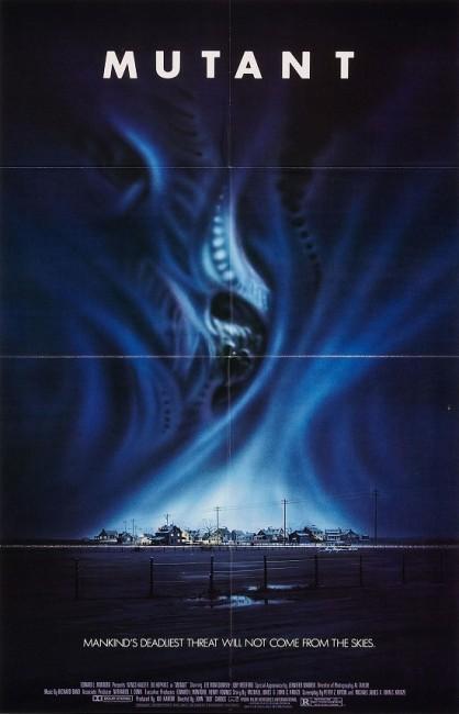 Mutant/Night Shadows (1984) poster