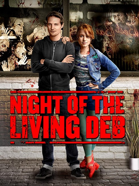 Night of the Living Deb (2015) poster