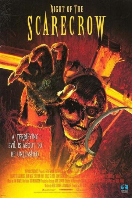 Night of the Scarecrow (1995) poster