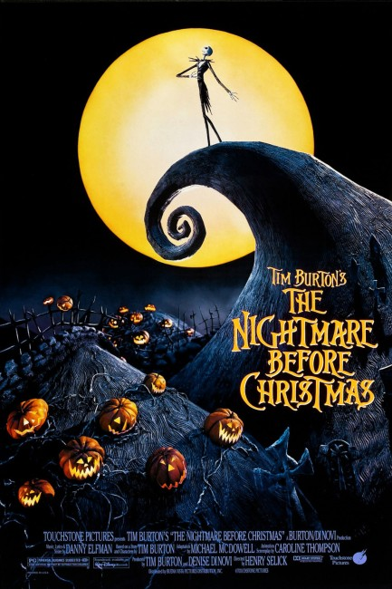 The Nightmare Before Christmas (1993) poster