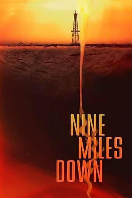 Nine Miles Down (2009) poster