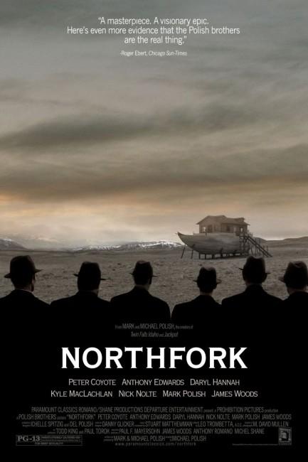Northfork (2003) poster