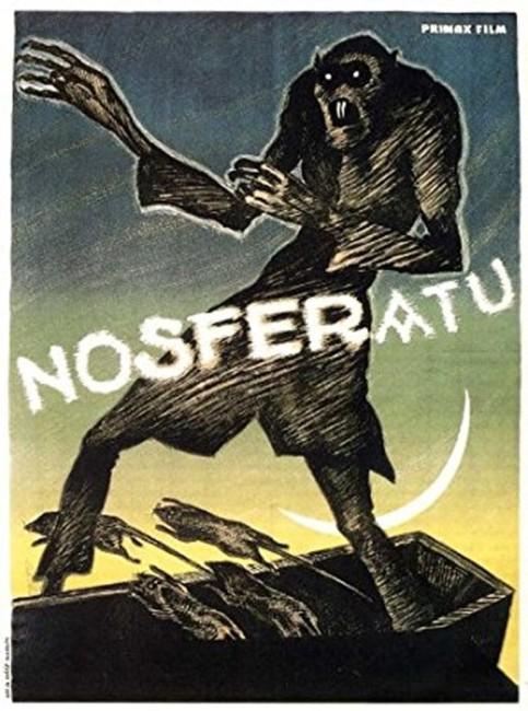 Nosferatu (1922) poster