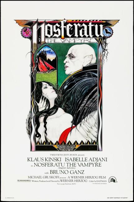 Nosferatu the Vampyre (1979) poster