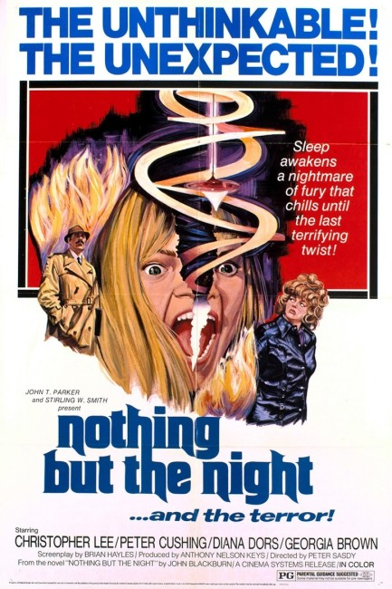Nothing But the Night (1972) poster