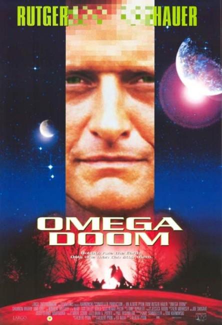 Omega Doom (1996) poster