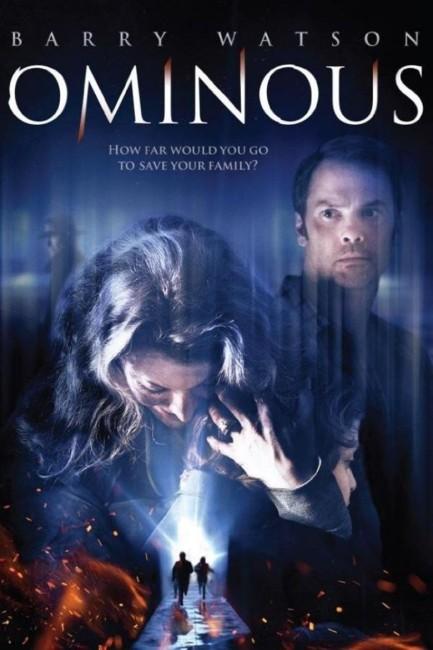 Ominous (2015) poster