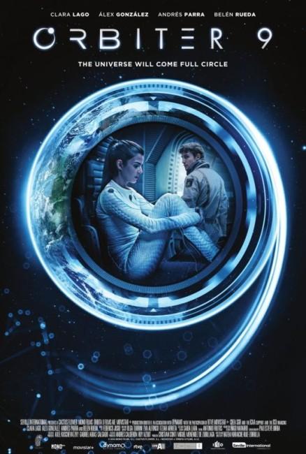 Orbiter 9 (2016) poster