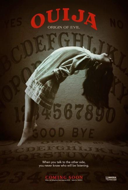 Ouija Origin of Evil (2016) poster