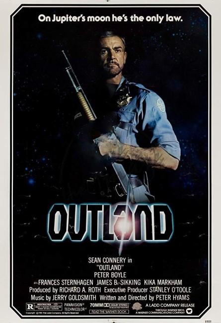 Outland (1981) poster