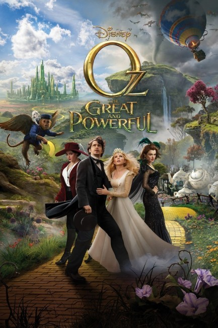 Oz: The Great and Powerful (2013) poster