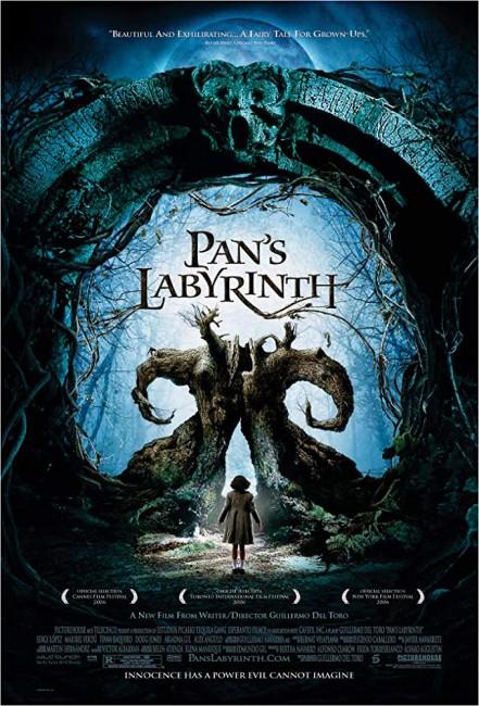 Pan's Labyrinth (2006) poster