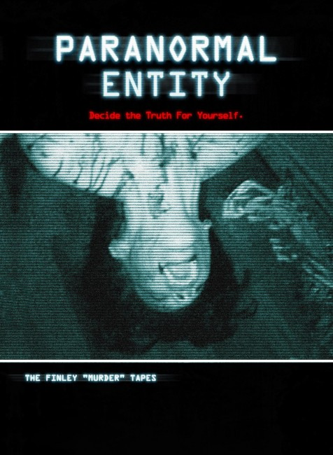 Paranormal Entity (2009) poster