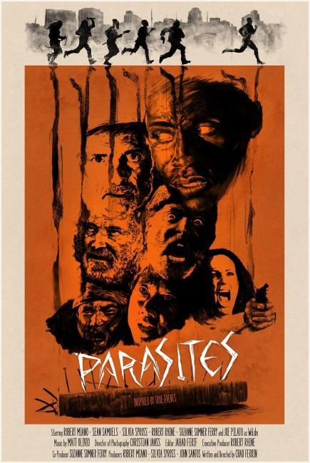 Parasites (2016) poster