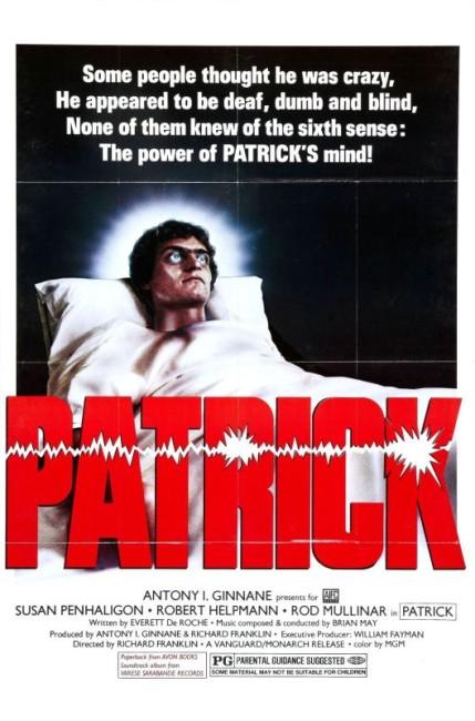 Patrick (1978) poster