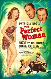 The Perfect Woman (1949) poster