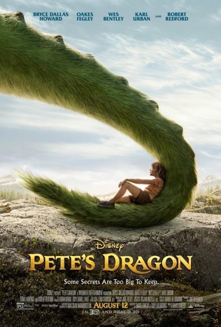 Pete's Dragon (2016) poster