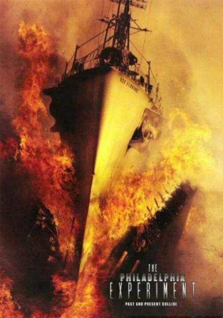 The Philadelphia Experiment (2012) poster