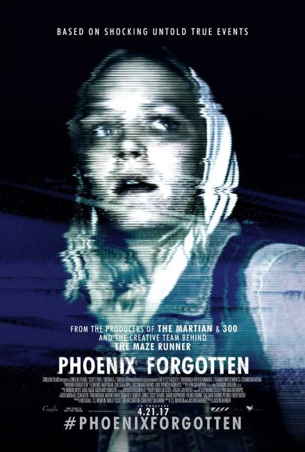 Phoenix Forgotten (2017) poster