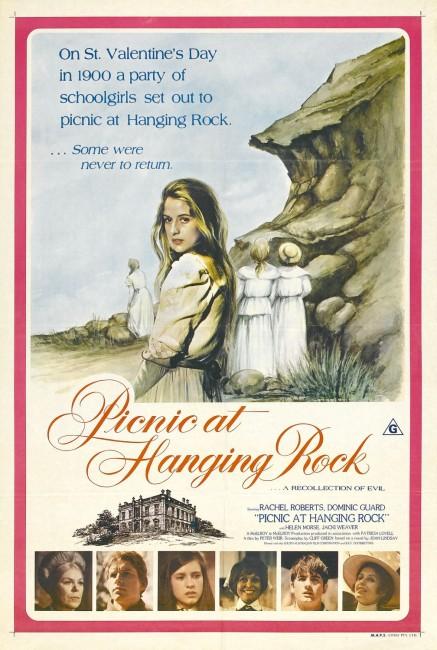 The Picnic at Hanging Rock (1975) poster