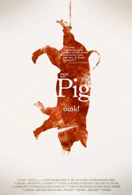 Pig (2010) poster