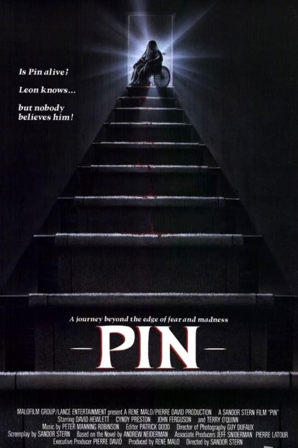 Pin (1988) poster