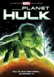 Planet Hulk (2010) poster
