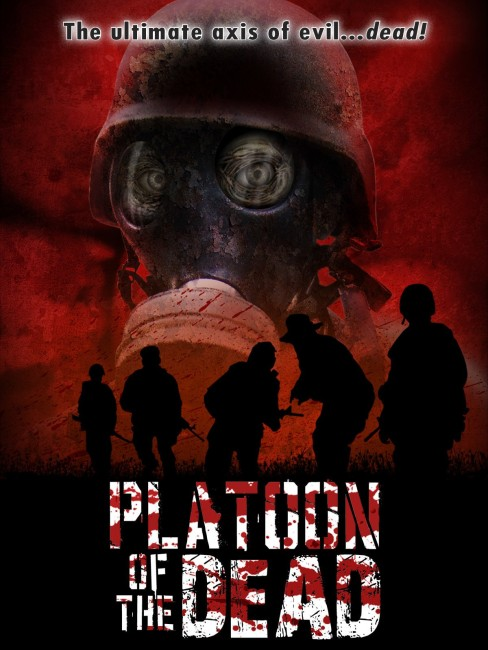 Platoon of the Dead (1989) poster