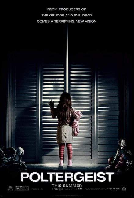 Poltergeist (2015) poster