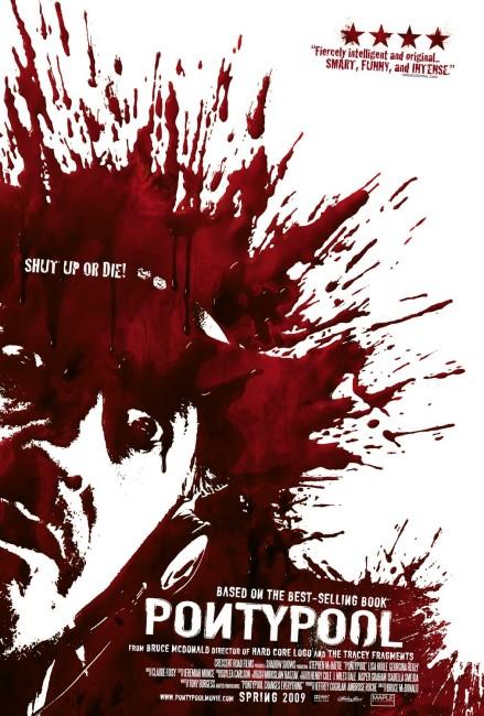 Pontypool (2008) poster