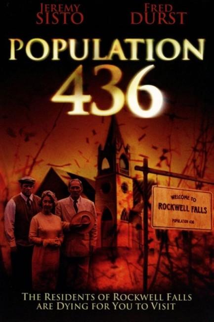 Population / 436 (2006) poster