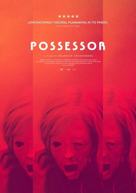 Possessor (2020) poster