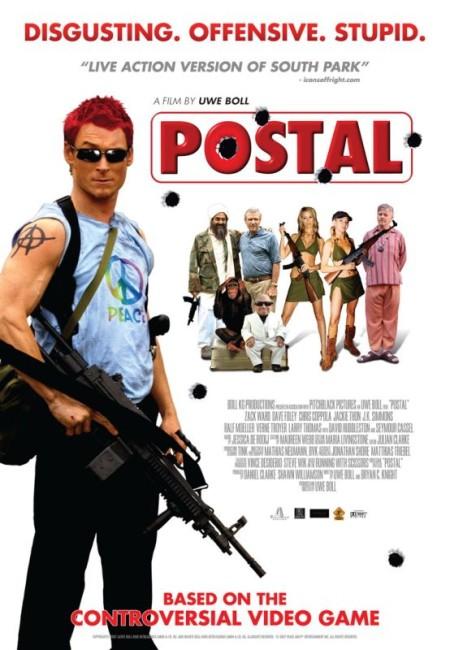 Postal (2007) poster