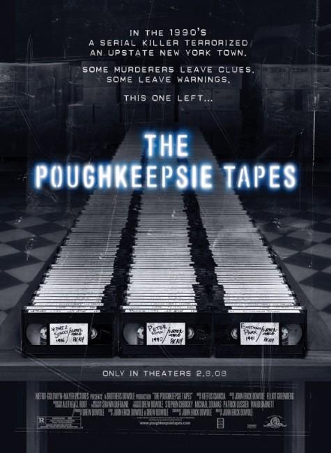 The Poughkeepsie Tapes (2007) poster