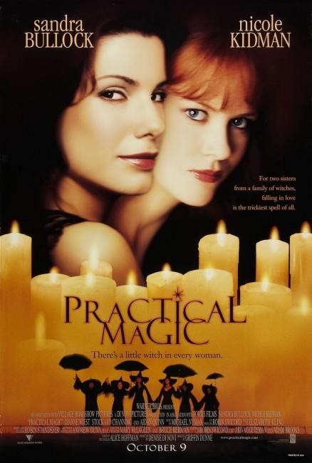 Practical Magic (1998) poster