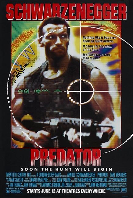 Predator (1987) poster