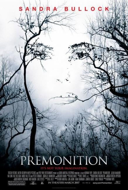Premonition (2007) poster