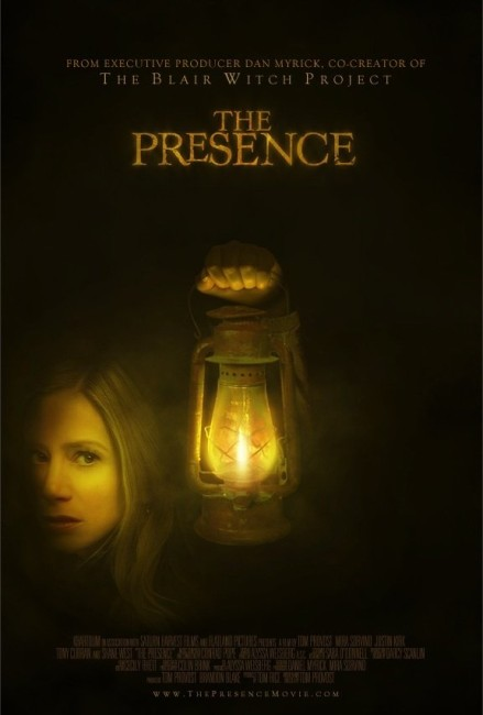 The Presence (2010) poster