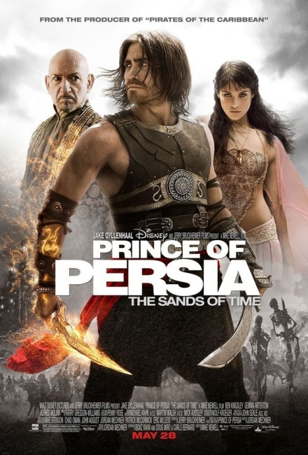 Prince of Persia: The Sands of Time (2010) poster