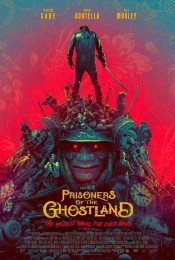 Prisoners of the Ghostland (2021) poster