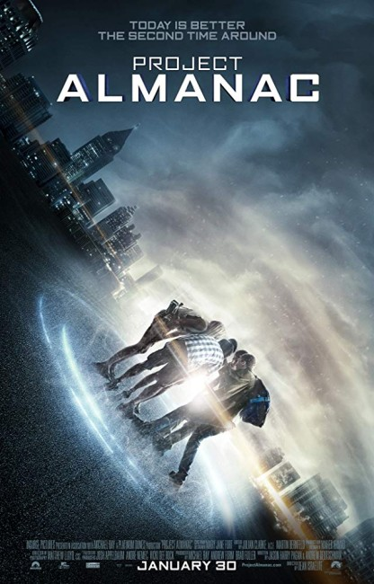 Project Almanac (2015) poster 2