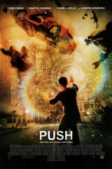 Push (2009) poster