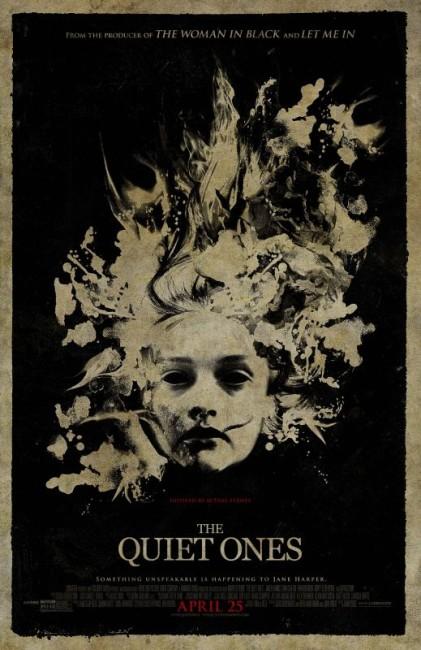 The Quiet Ones (2014) poster