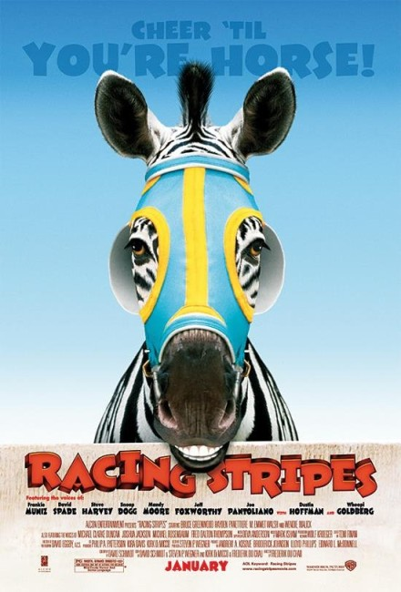 Racing Stripes (2005) poster